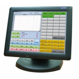 Glancetron 15L Touchmonitor